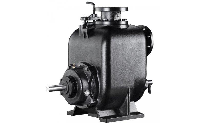 Малозасоряемые самовсасывающие насосы CNP для сточных вод