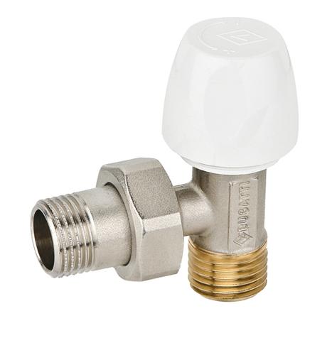 Ручные клапаны для радиаторов