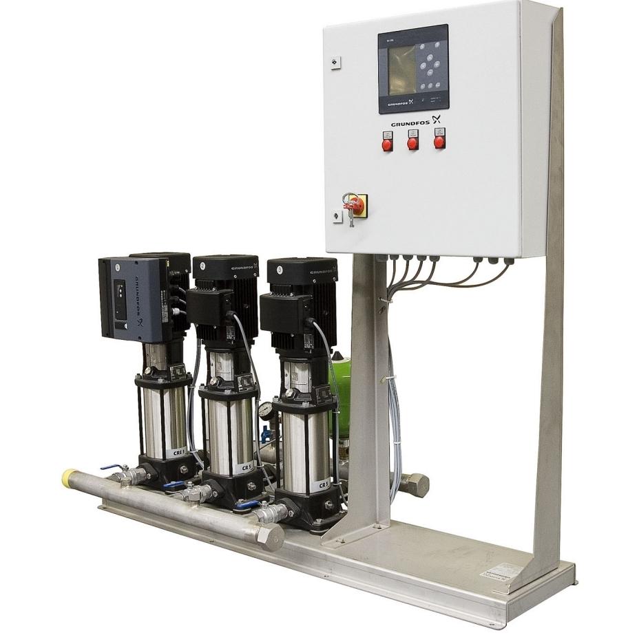 Насосные установки Hydro Grundfos