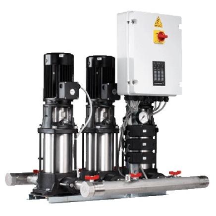 Промышленые насосные установки для водоснабжения и пожаротушения