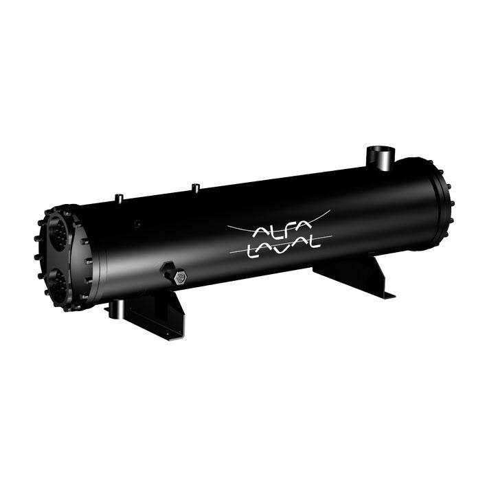 Кожухотрубные конденсаторы ALFA LAVAL