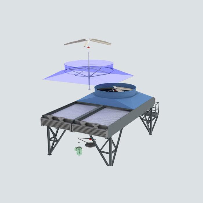 Аппараты воздушного охлаждения для нефтегазовой области KELVION