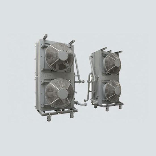 Воздушные охладители трансформаторов KELVION
