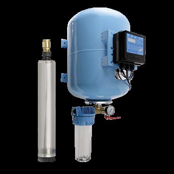 Системы автоматического водоснабжения Jeelex