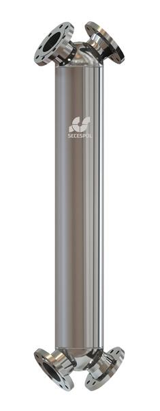 Кожуховитые (змеевиковые, витые) теплообменники JAD X