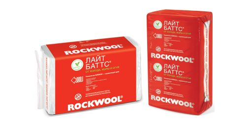 Теплоизоляционные материалы Rockwool для бани/сауны