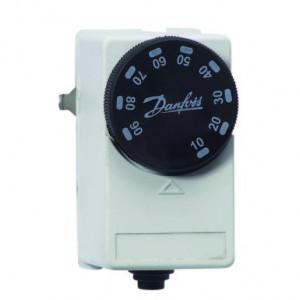 Danfoss термостат ATF для ГВС, накладной на трубу, Данфосс