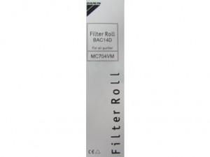 Основной рулонный фильтр к MC704