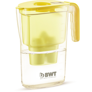 Фильтр-кувшин BWT Vida желтый
