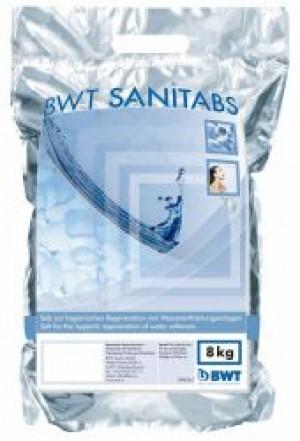 Таблетированная соль BWT SANITABS