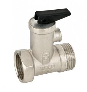 """Предохранительный клапан с рычагом Бугатти 3/4"""" для водонагревателей, Bugatti"""