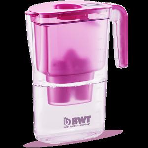 Фильтр-кувшин BWT Vida розовый