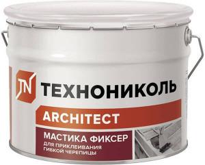 Мастика для гибкой черепицы ТехноНИКОЛЬ № 23 (Фиксер) 3,6 кг