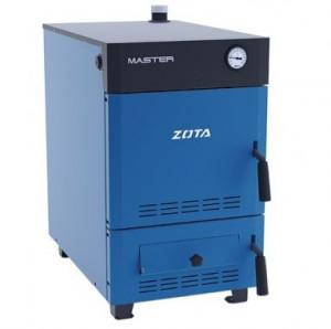 Zota Master-14, Стальной твёрдотопливный котёл Зота