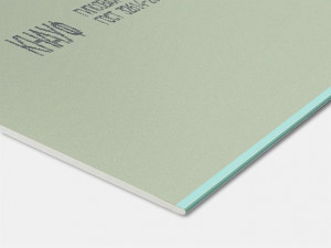 КНАУФ-лист влагостойкий (ГСП-Н2) 1500х600х12,5 мм