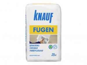 Шпаклевка гипсовая универсальная КНАУФ-Фуген 25 кг