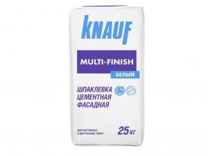 Шпаклёвка КНАУФ Мульти-финиш «белый»