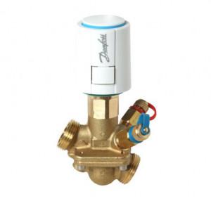 Данфосс ABN-A5 термоэлектрический привод, 120 В, NC, Danfoss