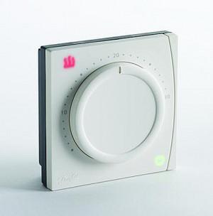 Комнатный термостат Danfoss RET1000B, Данфосс