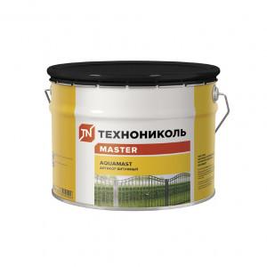 Мастика антикорозийная ТехноНИКОЛЬ AquaMast 8 кг