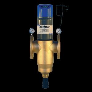 Фильтр механической очистки с автоматической обратной промывкой BWT MULTIPUR 125AP