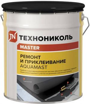 Мастика для ремонта ТехноНИКОЛЬ AquaMast 10 кг