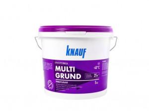 Грунтовка универсальная для впитывающих оснований КНАУФ-МУЛЬТИГРУНД 5 кг морозостойкая
