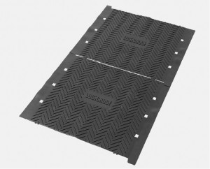 Дорожка ТехноНИКОЛЬ Logicroof Walkway Puzzle 600*600*9,3 мм