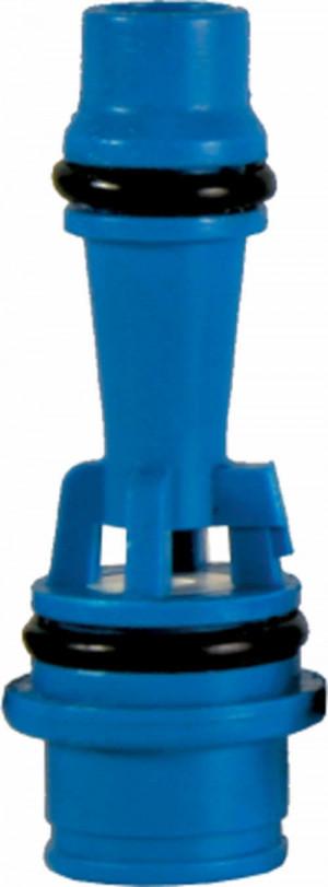 Инжектор в сборе Clack F синий V3010-1F