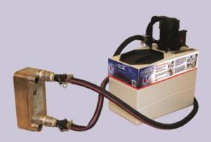 Secespol deSCAL NX 100 чистящий агрегат