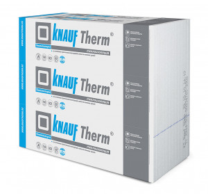 Пенопласт KNAUF Therm Панель 1200х1000x50 мм 20 шт. в упаковке