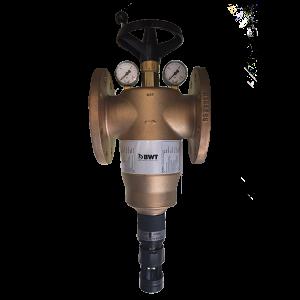 Фильтр механической очистки с ручной обратной промывкой BWT MULTIPUR 100M