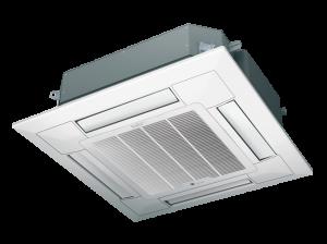 Кассетная сплит-система Ballu BLC_C-18HN1 (compact)