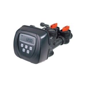 Блок управления умягчение с водосчетчиком 5 кноп. Clack V1CIDMF-03