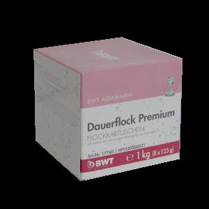 Реагент BWT Dauerflock Premium (8х125гр), 1 кг