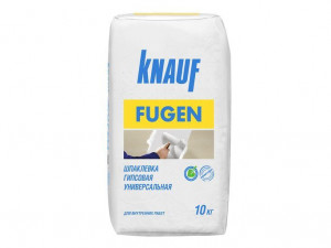 Шпаклевка гипсовая универсальная КНАУФ-Фуген 10 кг