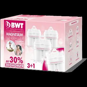 Комплект кассет BWT Обогащение магнием (3+1)
