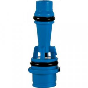 """Инжектор Clack """"F"""" голубой, корпус фильтра 12"""""""