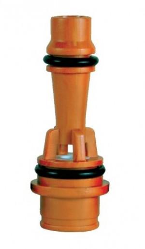 """Инжектор Clack """"I"""" оранжевый, корпус фильтра 16"""""""