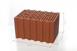 Керамический блок Браер Ceramic Thermo 10,7 NF
