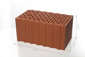 Керамический блок Браер Ceramic Thermo 12,4 NF BRAER BLOCK 44