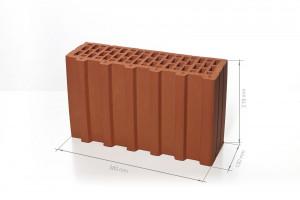 Керамический блок Браер Ceramic Thermo 5,2 NF (доборный)