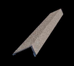 Наличник оконный металлический ТехноНиколь песчаный