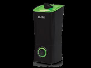 Увлажнитель ультразвуковой Ballu UHB-200 черный/зеленый