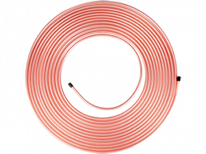 Труба медная Ballu Olympic 34,92х1,25х3000 (1-3/8), отрезок