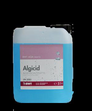 Средство для борьбы с водорослями AQA Marin Algicid, 5 л.
