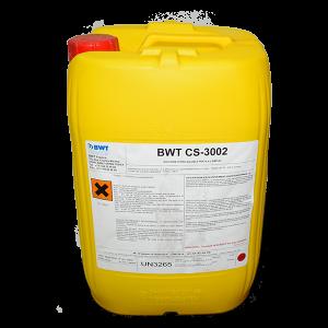 Реагент для обработки водооборотных систем охлаждения BWT CC-1002
