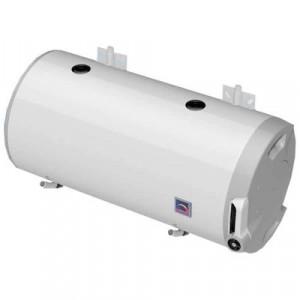 Drazice OKCV 160 правый вариант, Навесной вертикальный комбинированный водонагреватель Дражице