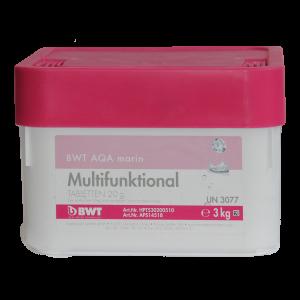 Многофункциональный препарат для дезинфекции бассейна BWT AQA Marin Multifunktional Tabletten 20 гр, 3 кг.
