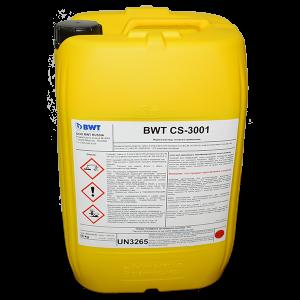 Реагент для обработки водооборотных систем охлаждения BWT CS-3001